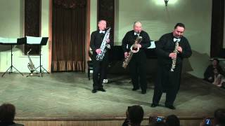 �������� ���� Sax Masters Quartet - Шоу номер