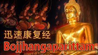 Paritta Chanting - Bojjhangaparittam 迅速康复经 thumbnail