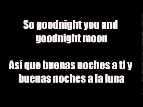 go radio   goodnight moon lyrics english traducida