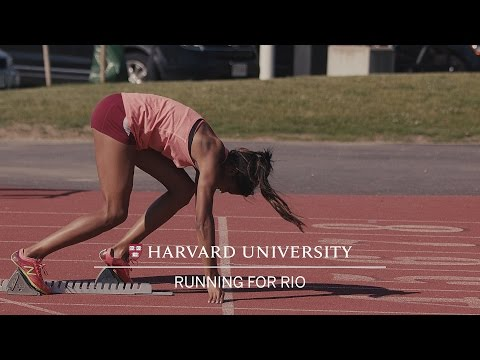 Thumbnail: Harvard student athletes aim for Olympics in Rio