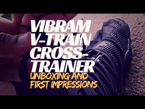 Vibram FiveFingers First Impressions