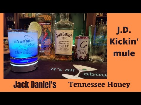 Jack Daniel's Kickin' Mule by It's all about the Cocktail/quarantine cocktails at home