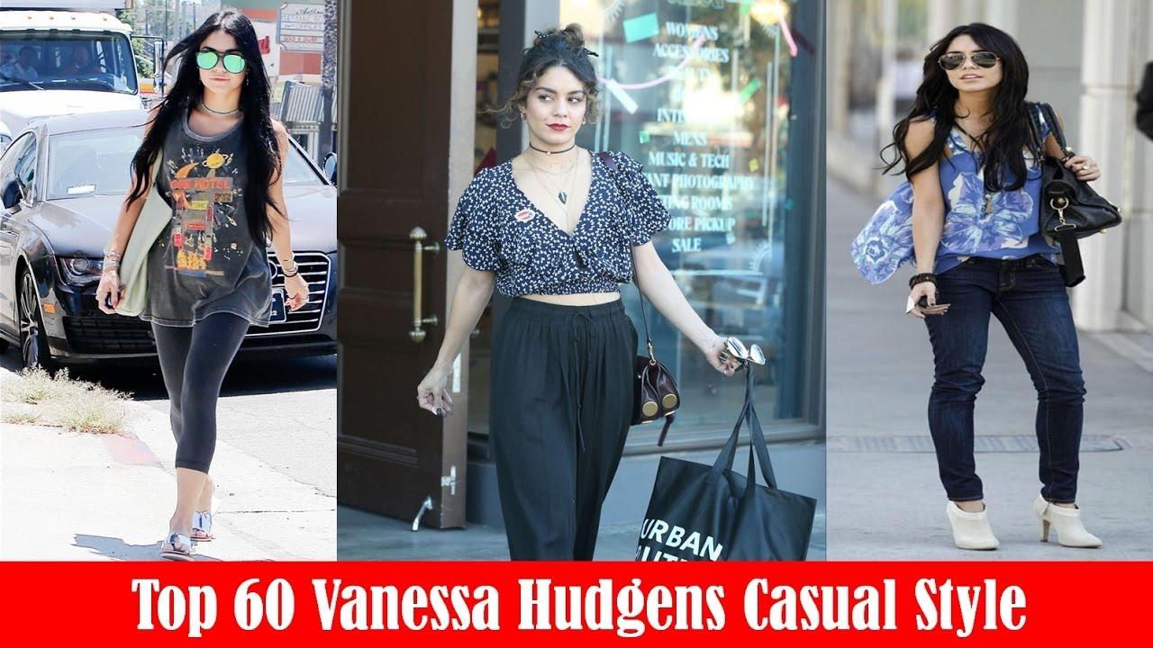 hudgens casual Vanessa