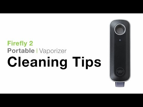 Firefly 2 Cleaning Tips – TVape