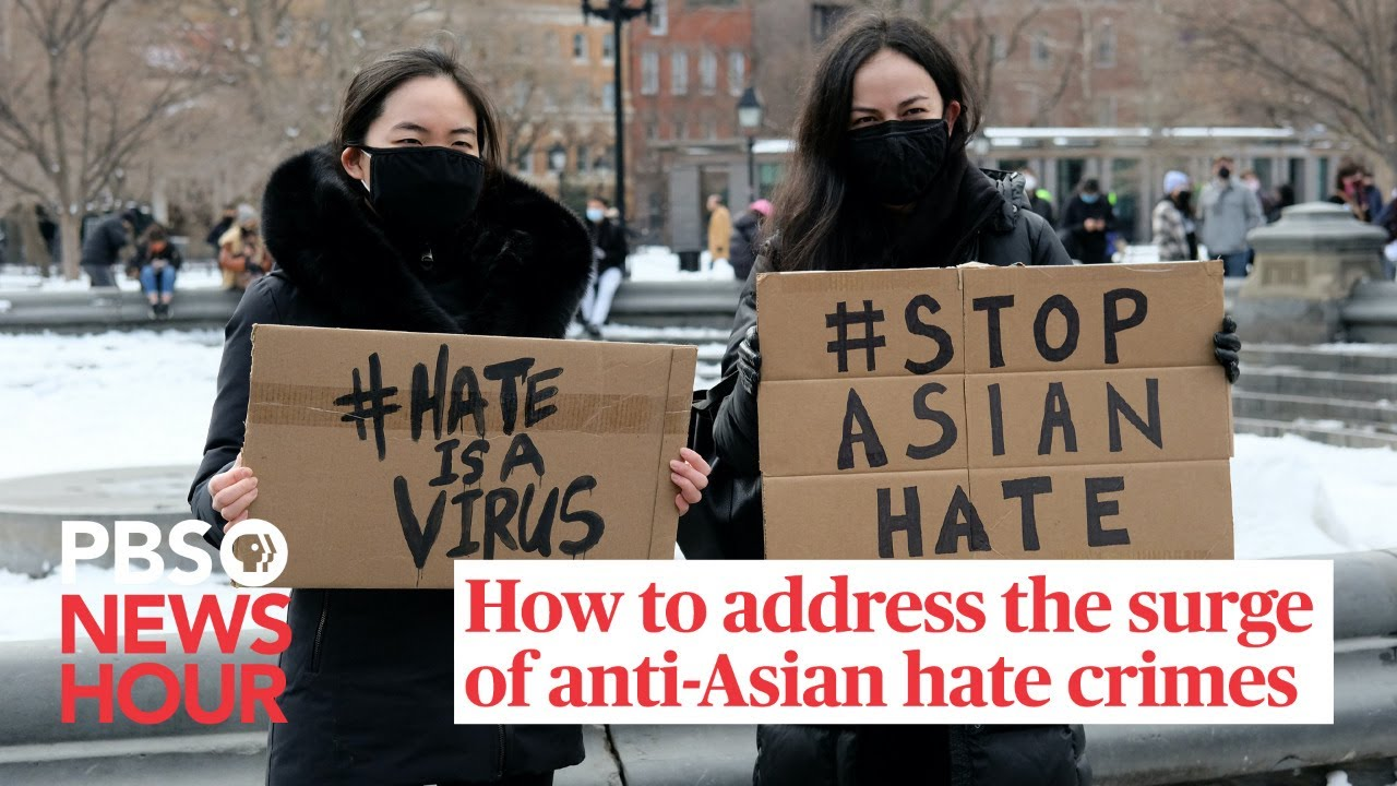 LIVE Q&A: How to address anti-Asian hate crime