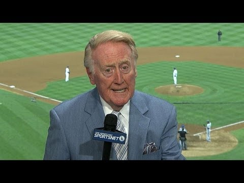 Scully on Koufax breaking out of slump