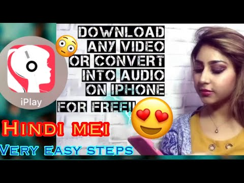 DOWNLOAD ANY Video Mp4/Audio Mp3 EASILY In IPhone IOS Or Android Device For Free And Offline!!