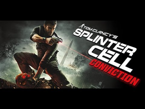Tom Clancy's Splinter Cell Conviction PC review HD