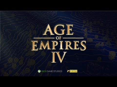 Age of Empires IV - X019 - Gameplay Reveal
