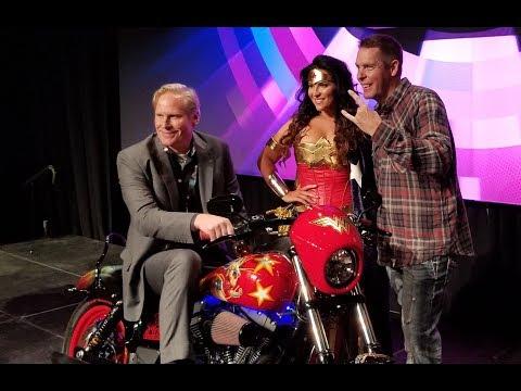 Salt Lake Comic Con 2017 Press Conference Ktalk Media