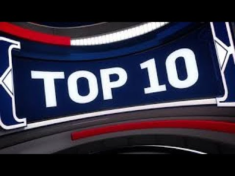 NBA Top 10 Plays Of The Night | August 1, 2020