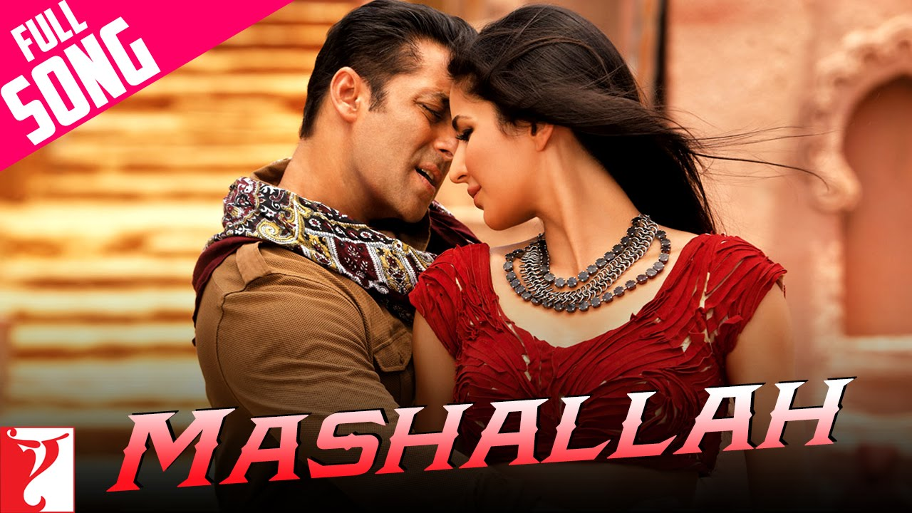 Salman Khan And Katrina Kaif In Ek Tha Tiger: Mashallah - Full Song