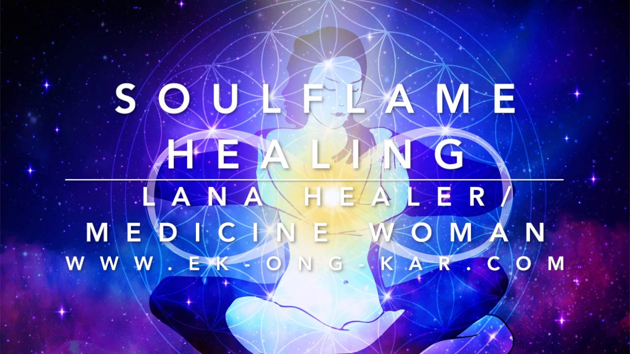 Soulflame Healing and Guided Meditation - Coming together - Feminine / Masculine