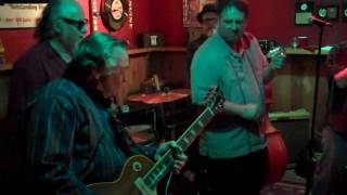 Bob Margolin & Friends Live @ The Next Page Blues Cafe