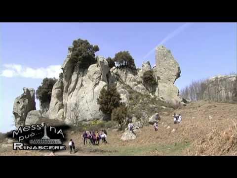 I megaliti di Montalbano Elicona