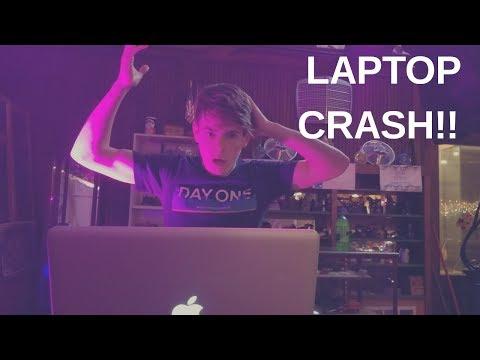 DJ GIG LOG #3 | MOST STRESSFUL GIG EVER | LAPTOP CRASHES!!
