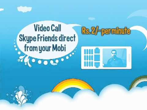 Skype Video-call from Dialog