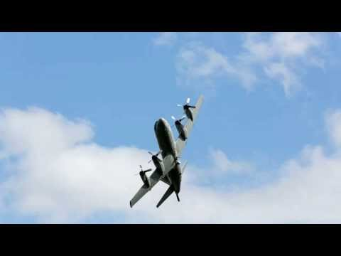 "RNoAF P-3C Orion ""Vingtor"""