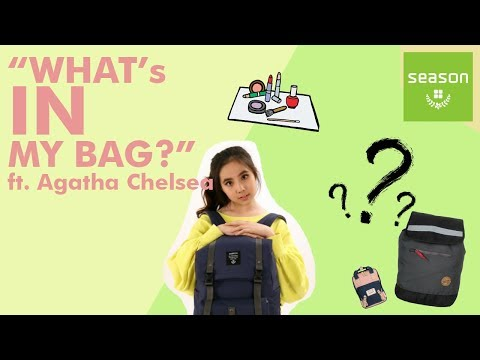 """Inside your bag"" ft. Agatha Chelsea 