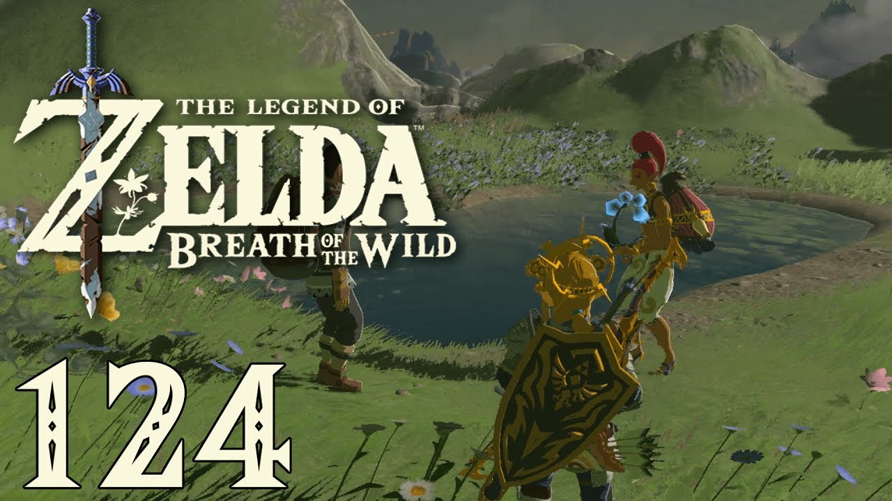 Botw Königliche Küche | The Legend Of Zelda Breath Of The Wild Part 124 Der Liebesteich