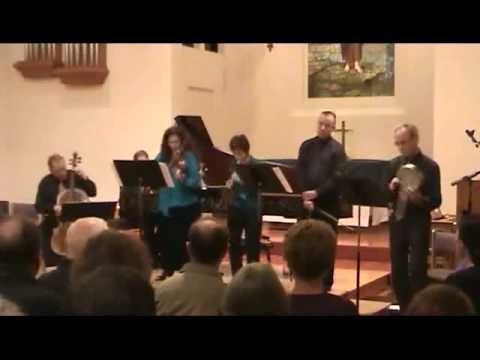"""Musica Pacifica performs Tarquinio Merula: """"Ballo detto Eccardo"""""""