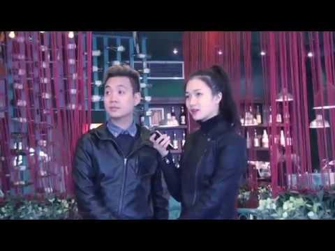 """NICE & CUTE COUPLE """"JustaTee & Trâm Anh"""""""