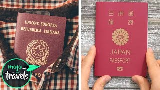 Top 10 Powerful Passports of 2019