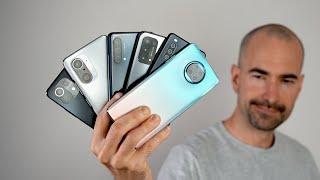 Best Budget 5G Smartphones (Summer 2021)   Top 15 Reviewed!