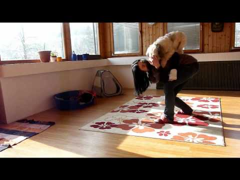 "Tibetan Terrier ""Chin"", The Trick-Dog"