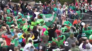 Harlem Shake The Worlds Largest St. Patrick