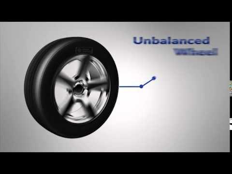 Tire Rotation And Balancing Animation Youtube
