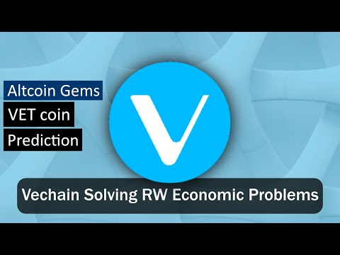 Vechain is about to explode! | VET Altcoin Gems
