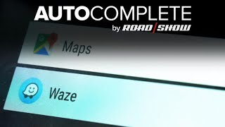AutoComplete: Waze is now fully integrated into Android Auto
