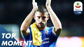 Mirallas Scores 96th Minute Equaliser!   Sassuolo 3-3 Fiorentina   Top Moment   Serie A