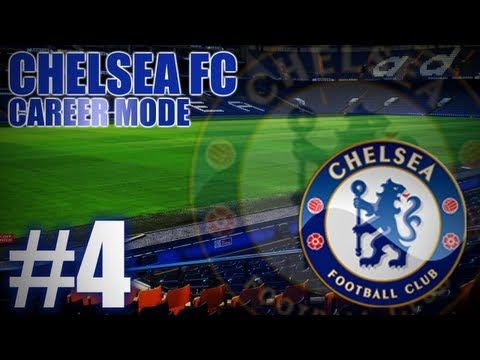 FIFA 13 | Chelsea FC Career Mode #4 - Ashley Cole's 100th Cap!