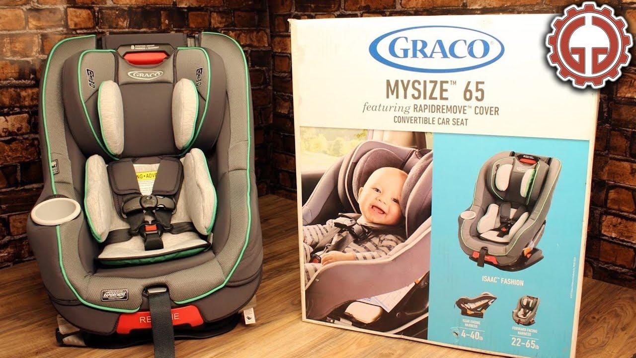 Graco MySize 65 UNBOX INSTALL