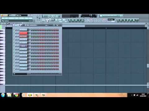 Akon  I Cant Wait Instrumental FL Studio 10 Remake