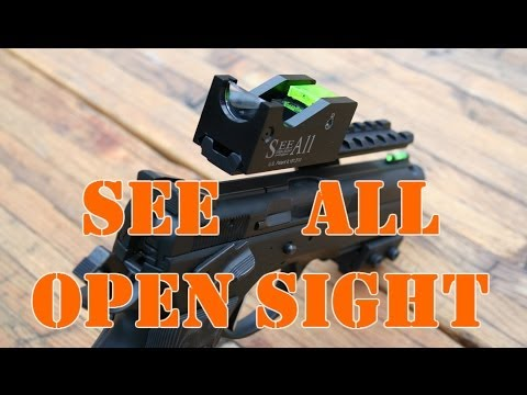 Gear Review: See All Open Sight