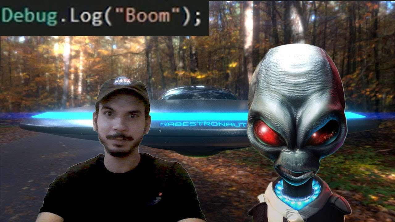 Developer Creates a Destroy All Humans Prototype!