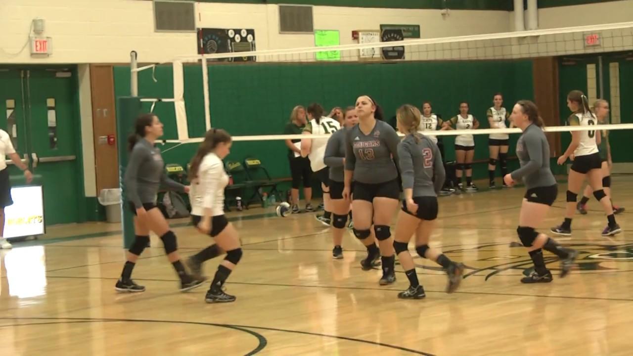 NAC - NCCS Volleyball  9-28-17