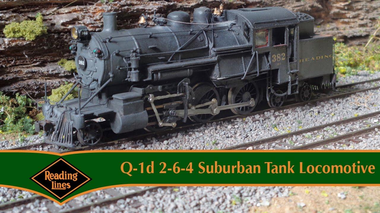 Reading railroad locomotive pictures
