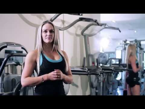 Training Glutes & Hamstrings with IFBB Pro Raechelle Chase