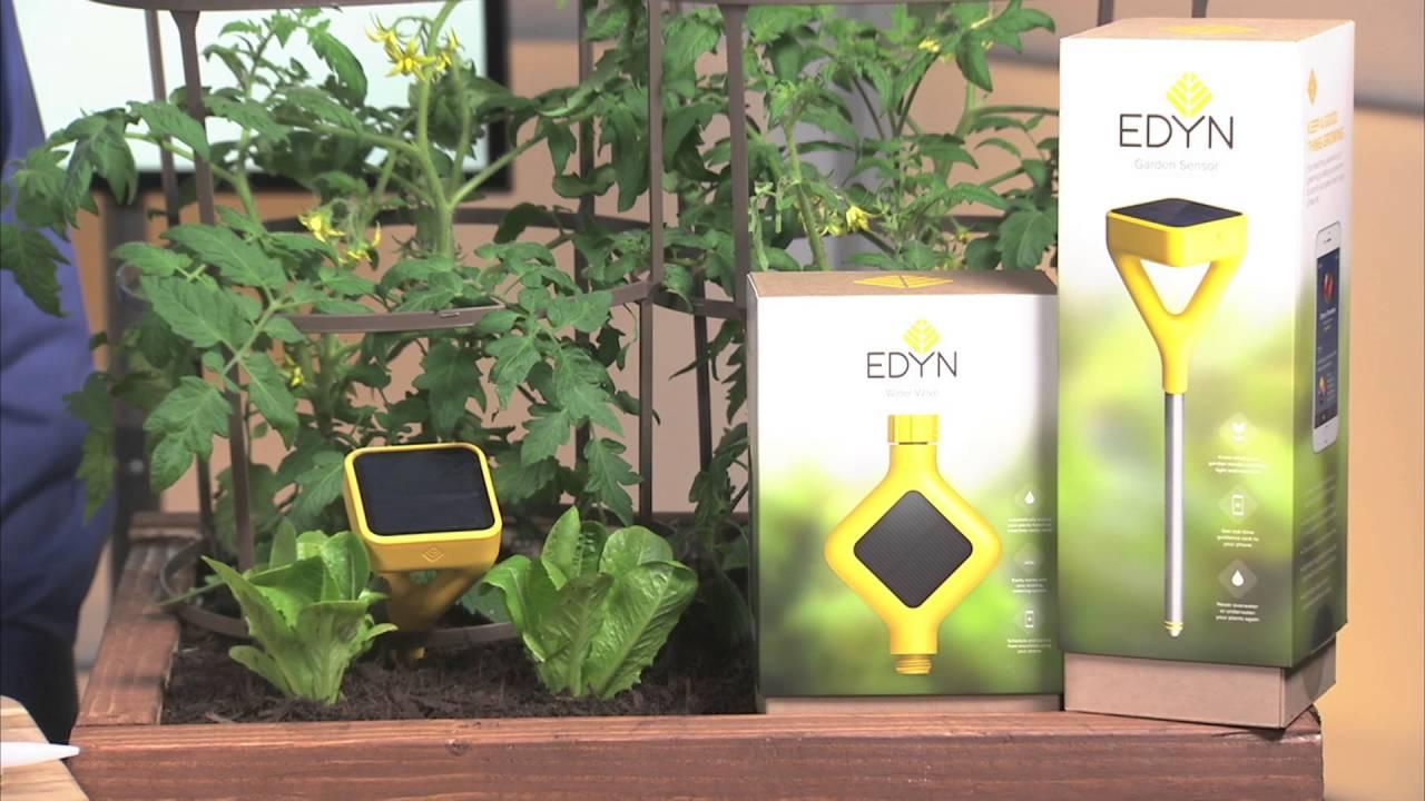 edyn garden sensor gives you a green thumb - Edyn Garden Sensor