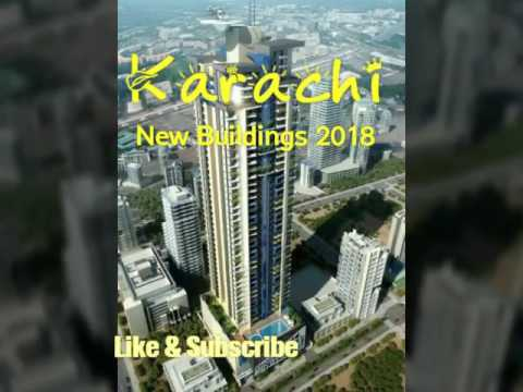 Karachi New Buildings 2018 Projects