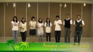 Ampar-ampar Pisang & Rasa Sayange (Medley) by Chaverim feat. ALTO & Bintang Hutabarat
