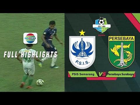 PSIS Semarang (1) vs (0) Persebaya Surabaya - Full Highlight | Go-Jek Liga 1 Bersama Bukalapak Mp3