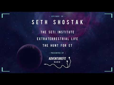 #39 - Seth Shostak On The SETI Institute, Extraterrestrial Life & The Hunt For ET