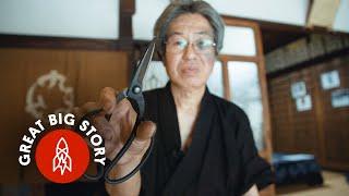 Making ,000 Bonsai Scissors