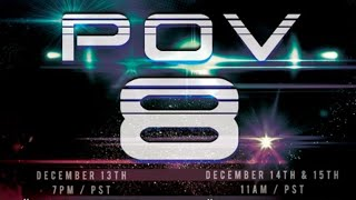 "Day 2 - ""POV8"" / 8th Anniversary $2,000 Added One Pocket Tournament!"