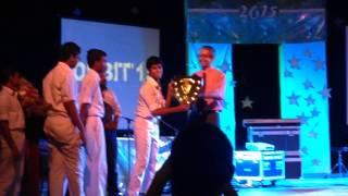 Nalanda College wins Orbit'15 Astronomical Quiz Competition